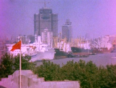 The Bund Shanghai 1987
