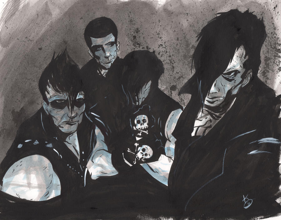 the Misfits by TreeBeerdy