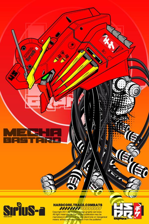 mecha bastard by yoshiro36
