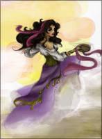 Esmeralda by SerWetka