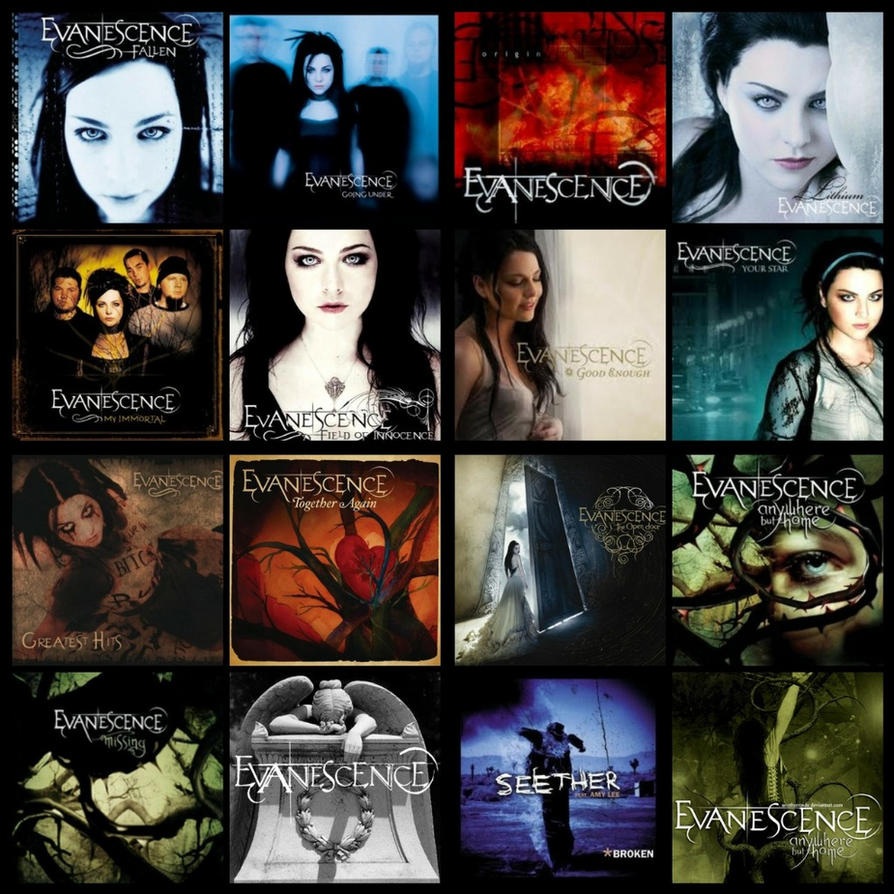 Evanescence by Til-death-do-we-part