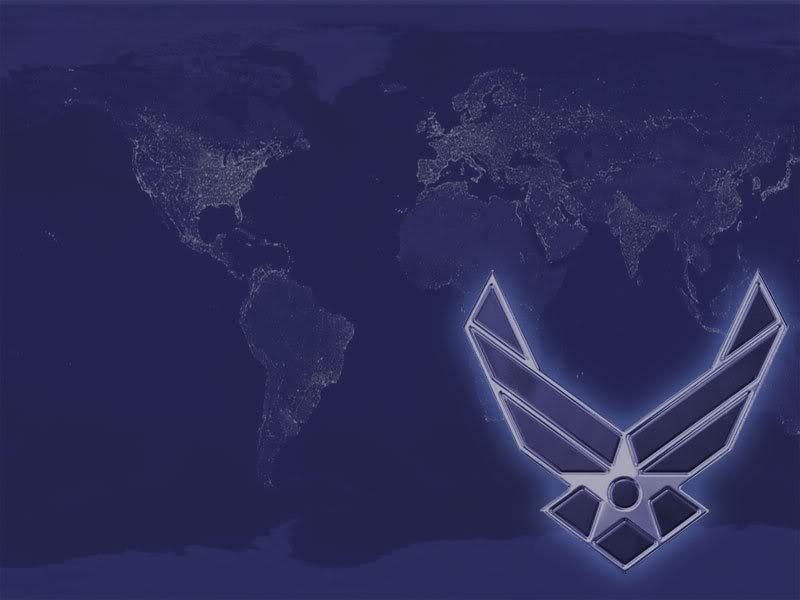 Air Force Desktop Wallpaper By Dempsey12 On Deviantart