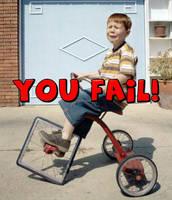 Epic Fail by namlai000