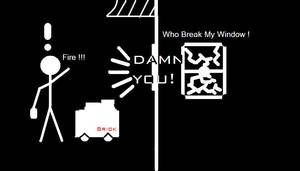 Who Break My Window by namlai000