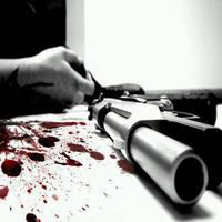 Bloody Gun by namlai000