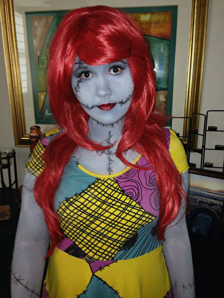 The Nightmare Before Christmas - Sally Cosplay by Cheshire-Kitteh ...