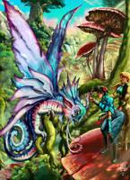 Little Dragon Lord by JBergen1910