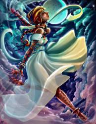 Wind Dancer by JBergen1910