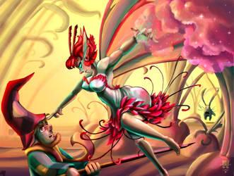 Don't Piss-off Fairies! by JBergen1910