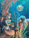 Tea Under the Sea by JBergen1910