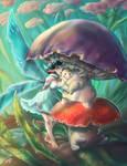 A Fairy's Kiss by JBergen1910