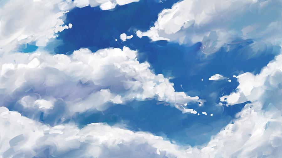 anime cloud