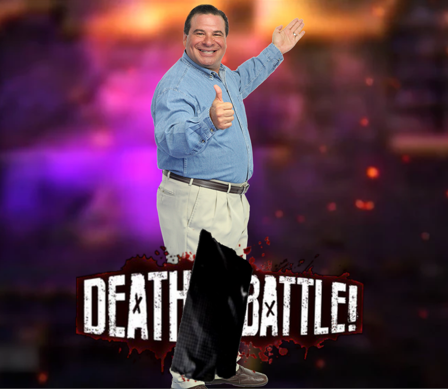Phil Swift fixes Death Battle with Flex Tape! by ContraNeo