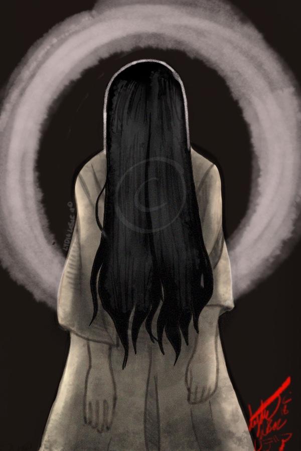 Sadako by Lilly-Lamb