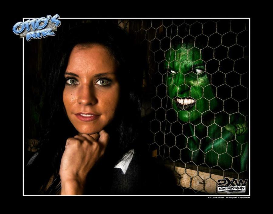 laurie steele she hulk