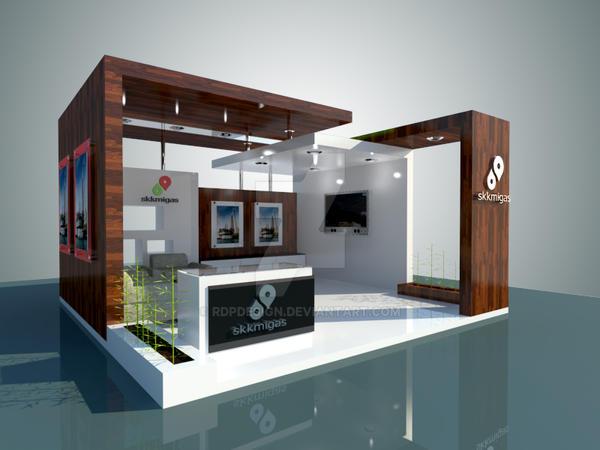 BOOTH DESIGN SKK MIGAS By Rdpdesign ...