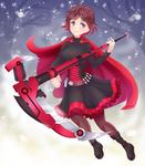 .: Ruby Rose RWBY :. by Ricuu
