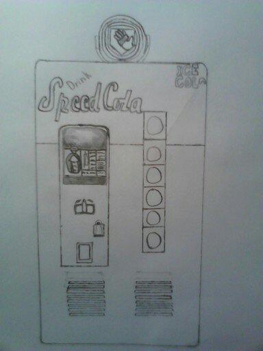 speed cola machine