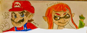 Mario and Inkling Girl (for Eddazzling81)