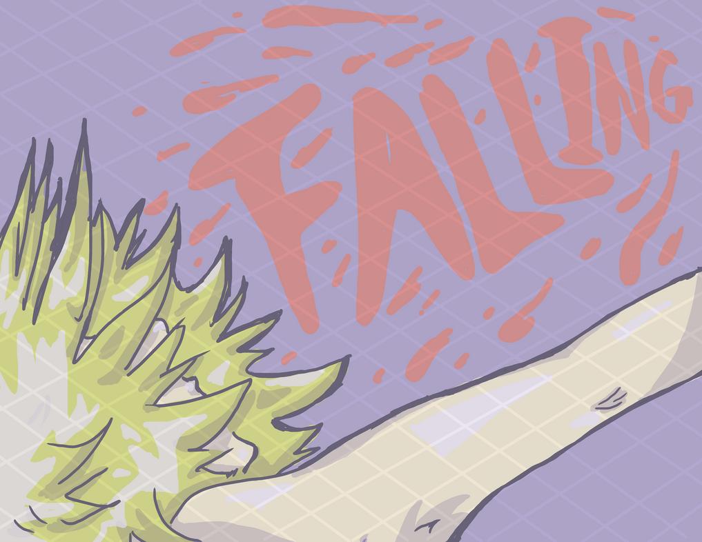 Falling by Hawk-Z-Shadow