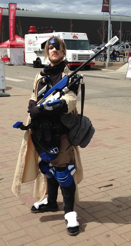 Ana cosplay 3 by ArmoredKangaroo