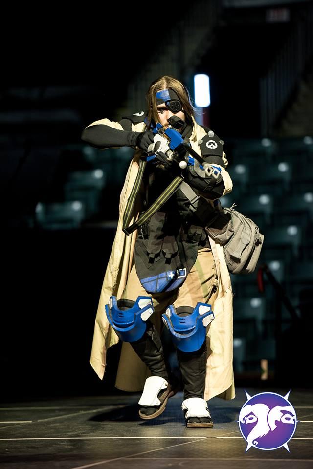 Ana cosplay 1 by ArmoredKangaroo