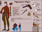 Pigeoneer (TF2 fan character) 10th class
