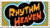 rhythm heaven stamp by N0N-ARTIST