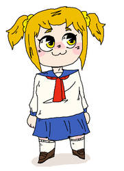 short waifu