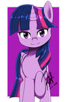 Smiling Twilight
