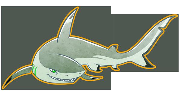 I'mma shaaaark by Robo-Shark
