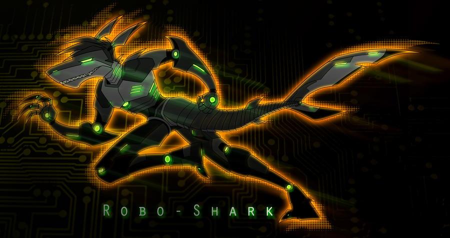 Robo-Shark by Robo-Shark
