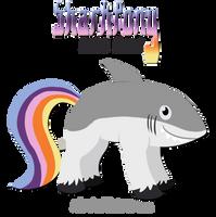 Sharkpony: Plushie Edition by Robo-Shark