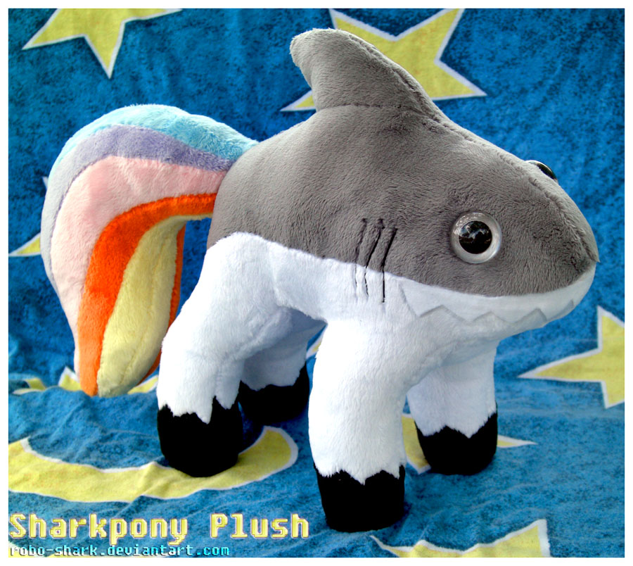 Shark Plush Toys : Soft toy sharks