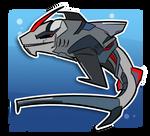 Shark: Starscream by Robo-Shark
