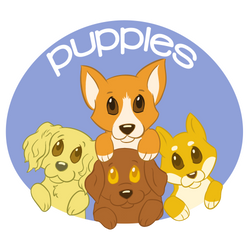 Pupples Logo