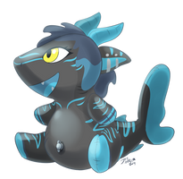 Request: FallenWolf by Robo-Shark