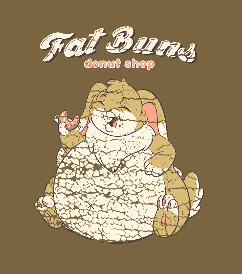 Fat Buns by Robo-Shark