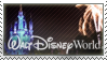 Walt Disney World Stamp by Robo-Shark