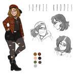 Wanderlust - Sophie Rhodes
