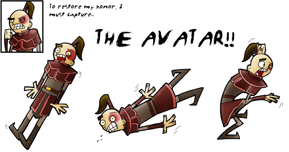 I MUST CAPTURE THE AVATAR by Robo-Shark