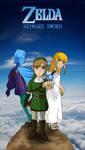 Skyward Sword : Inspired by Hayao Miyazaki