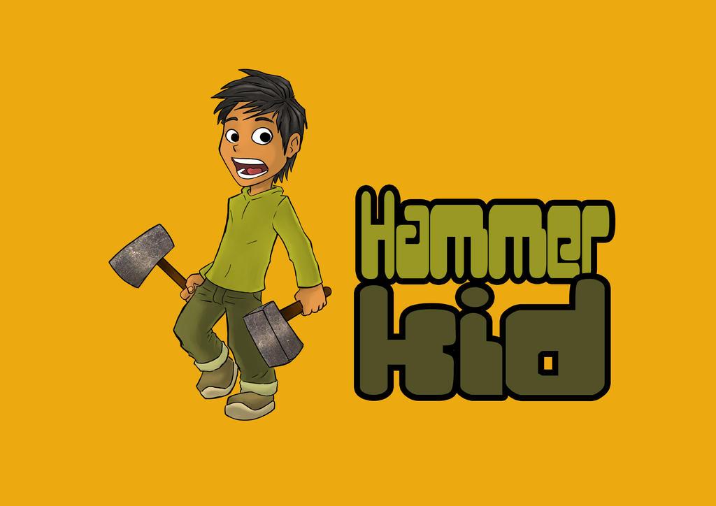 Hammer Kid By Kaustubha Mali by kstbhart