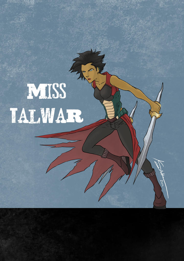 miss talwar by kstbhart