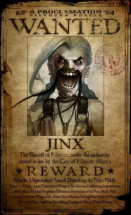 Jinxdraven by dscott84