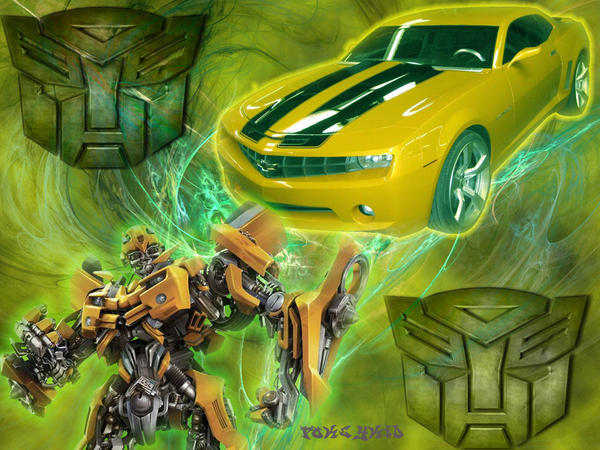 Transformers by pokeykid
