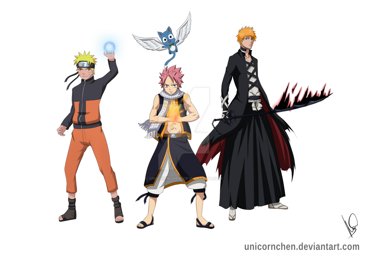 Which Anime Would Be Perfect For A Crossover? | Naruto Forums