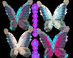 Faerie Wings set