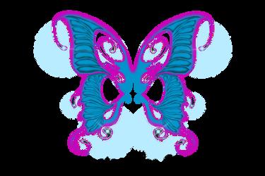 Stock Butterfly wings by daftopia
