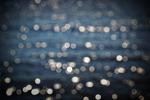 Water Bokeh Texture by daftopia